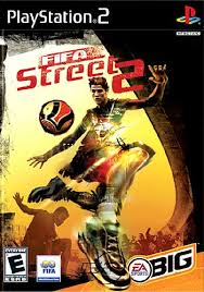 fifa street for ps2