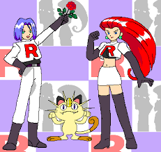 pokemon rocket team