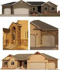 stucco house pictures