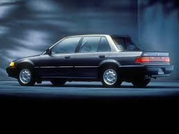 honda civic 1990 model