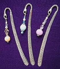 bead bookmarks