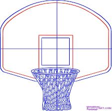 basketball hoops backboard
