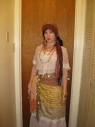 male gypsy costumes