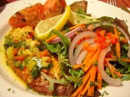 peruvians food