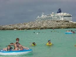 ncl private island