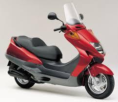 honda scooter 250