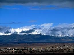 صور الطبيعة والجبال: Vue%2520sur%2520ouarzazate