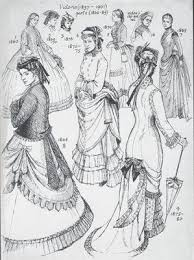 victorian womens clothes