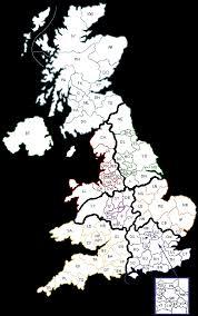 uk map by postcode