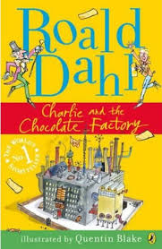 charlie and the chocolate factory books