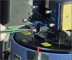 scanning capacitance microscopy