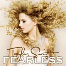 taylor swift fearless poster