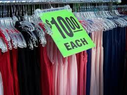 sale cloths