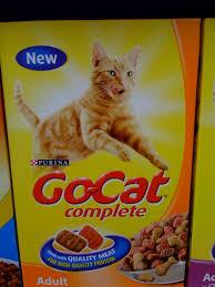 cat food brand