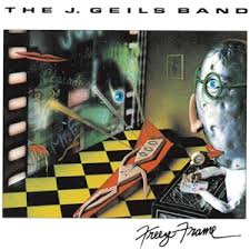 J Geils Band - Freeze Frame
