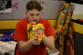 all nerf guns in the world
