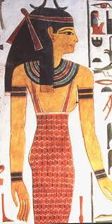 egyptian sheath dress