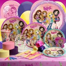 bratz party supply