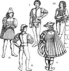 renaissance mens fashion