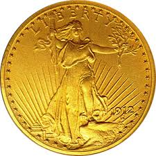 saint gaudens gold