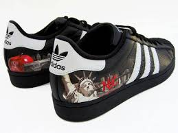 customized adidas trainers