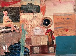 robert rauschenberg paintings