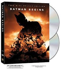 batman begins dvds