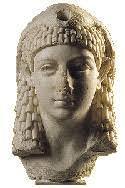 مجسمه کلوپاترا