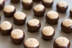 peanut butter bonbons