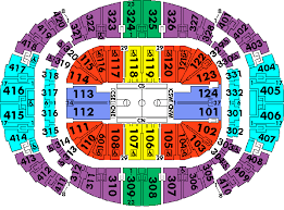 arena seating charts