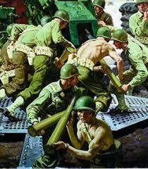 art during world war ii