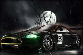 aston martin dbr9 wallpaper