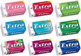 extra gum flavors