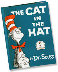 cat and the hat books