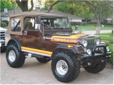 1981 cj7 jeep