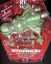red dwarf toys