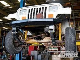 jeep yj suspension