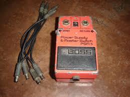 boss power supplies