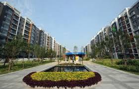 olympic village china
