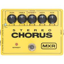 chorus mxr