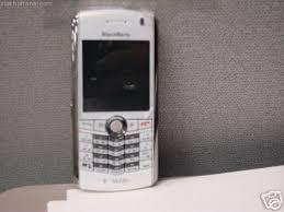 blackberry 8100 pearl white