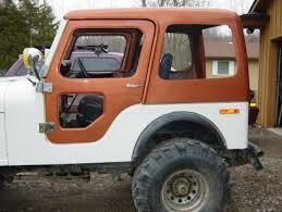 jeep cj5 hardtop