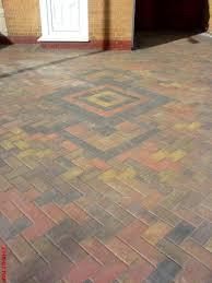 block paved driveways