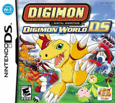 digimon game ds