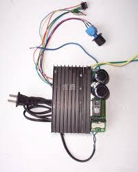 brushless dc motor controller