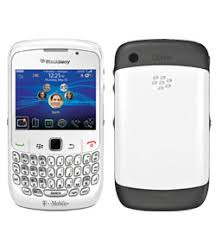 new white blackberry curve