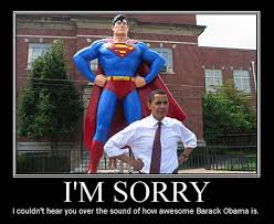 obama superman comic