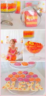 orange treats