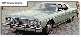 1973 mercury monterey