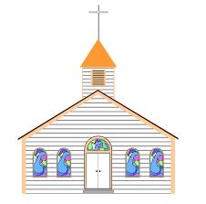 church building clipart